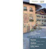 Info A-Z italiano