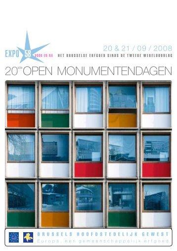 septembre 2008 - Monumenten & Landschappen