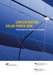 CONCENTRATING SOLAR POWER NOW - Circle of Blue