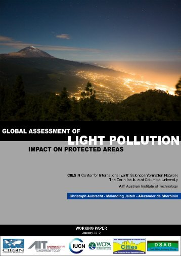Global assessment of light pollution impact - Center for International . & Light Pollution Research at the LRC - Lighting Research Center ... azcodes.com