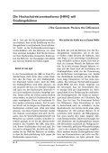 Die Rektoren sind gegen uns! - Uebergebuehr Media - Seite 4