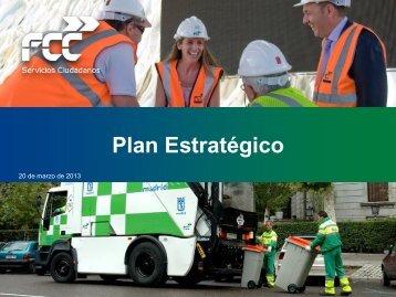 Plan Estratégico - FCC