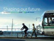 BC Transit Strategic Plan - City of Vernon