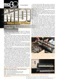 MIDI - Happy 30th Birthday - MIDI Manufacturers Association - Page 2