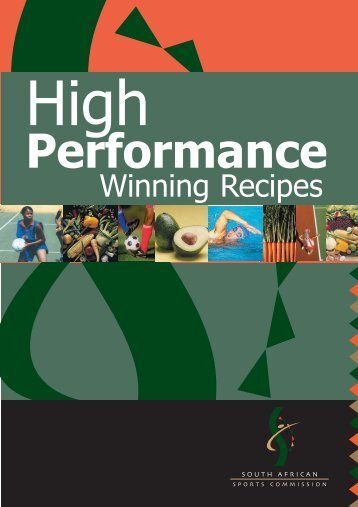 Winning recipes