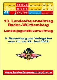 10. kontakte - Landesfeuerwehrverband Baden-Württemberg