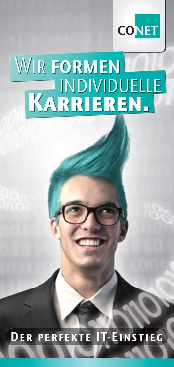 KARRIEREN KARRIEREN - CONET Group