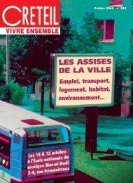 Vivre Ensemble - Octobre 2006 - Créteil