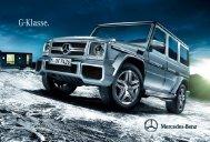G-Klasse. - Mercedes-Benz Magyarország