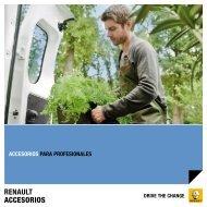 RENAULT ACCESORIOS - Renault Argentina