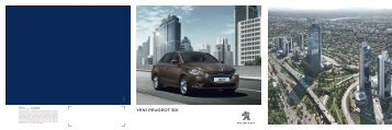 301 broşürü - Peugeot