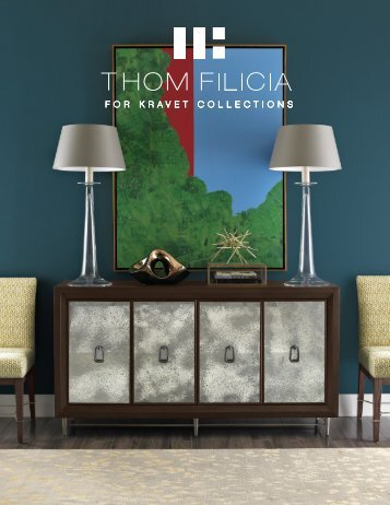 Thom Filicia for Kravet Collections