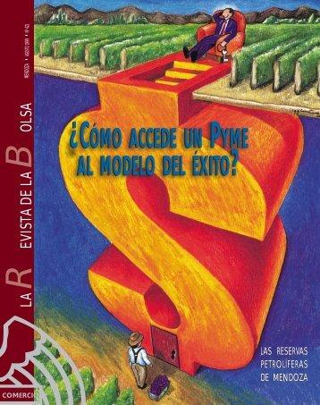 Agosto - Bolsa de Comercio de Mendoza