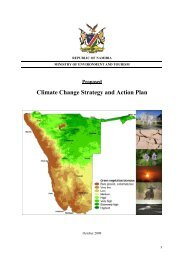 Climate Change Strategy and Action Plan - Ministry of Environment ...
