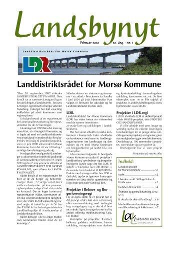 Landdistriktsrådet for Morsø Kommune - Hornum og Omegn