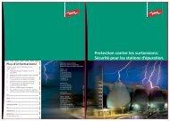 Protection contre les surtensions: Sécurité pour les stations d ...
