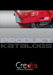 katalogs - Credia GmbH