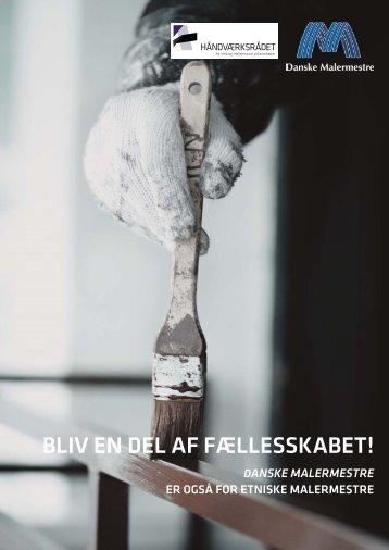 danske malermestre - Håndværksrådet