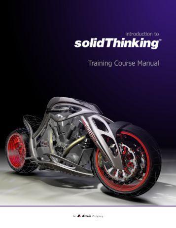 HyperMesh Basic Training Course - solidThinking