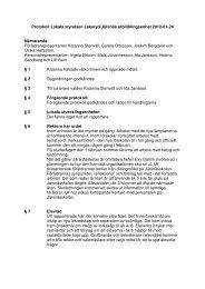 Protokoll Lokala styrelsen 2012-01-24.pdf - Skola.jonkoping.se