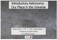 Download - Physics and Astronomy - Macquarie University