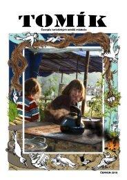 TOMÍK - Červen 2010 - Pro členy - Asociace TOM