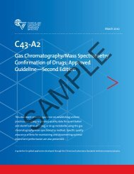 Gas Chromatography/Mass Spectrometry Confirmation of ... - NetSuite