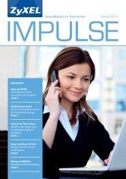 News Magazin für Fachhändler Herbst   2012 - Partner - ZyXEL