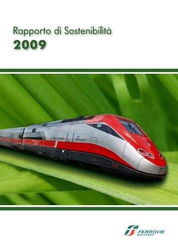 Rapporto di Sostenibilità 2009 - Ferrovie dello Stato Italiane