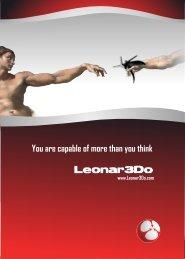 The Brochure of Leonar3Do you can download here - VIDIMENSIO