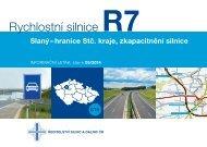 rychlostní silnice R7 - Ředitelství silnic a dálnic