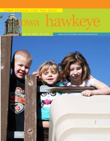 Hawkeye Iowa - Iowa School for the Deaf