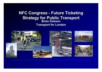 Future Ticketing Strategy for Public Transport - NFC Research Lab