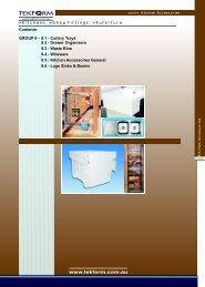 Group9 Kitchen Accessories - Tekform