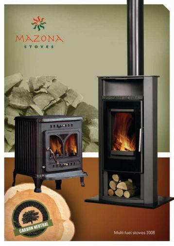Mazona Stoves - Micon Distribution Limited