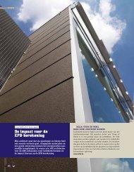 Elke architect weet dat via openingen en kieren heel ... - Dimension