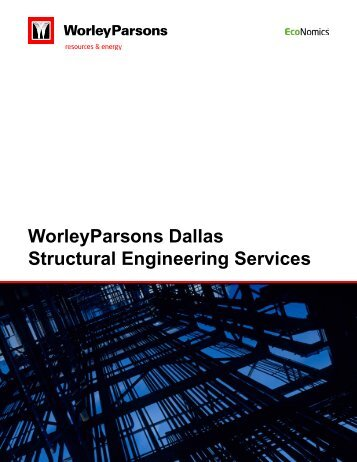 Structural Engineering and Design - WorleyParsons.com