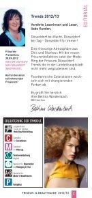 FRISUR & BEAUTYGUIDE DÜSSELDORF als PDF-Datei - Seite 3