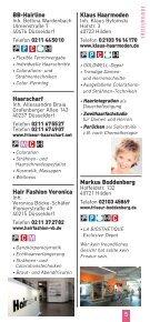FRISUR & BEAUTYGUIDE DÜSSELDORF als PDF-Datei - Seite 5