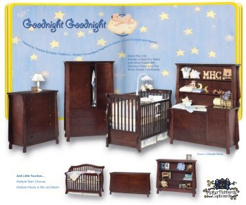 Goodnight Goodnight - Mother Hubbard's Cupboards