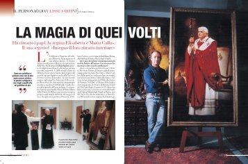La magia di quei volti - Società San Paolo