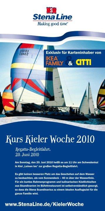 Kurs Kieler Woche 2010 - Ikea