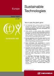Sustainable Technologies - Il Gruppo Hera