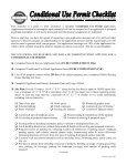 Conditional Use Permits - City of Klamath Falls - Page 3