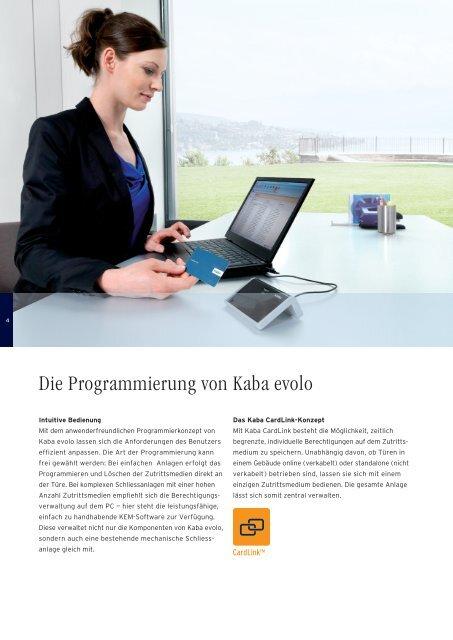 Dokumentation Kaba Evolo - Doppler, Basel