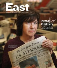 Pirates Pulitzers - East Carolina University