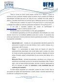 1 edital 001/13 – gepa vi mostra de projetos do setor ... - UFPR Litoral - Page 2