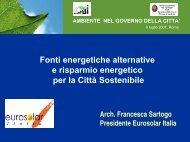 Ambiente Urbano - Eurosolar Italia