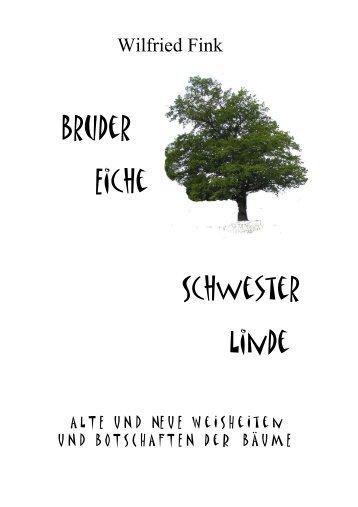Bruder Eiche Schwester Linde - Shop