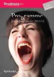 décembre / janvier 2011/12 - Médiathèques de la ville et de la ...